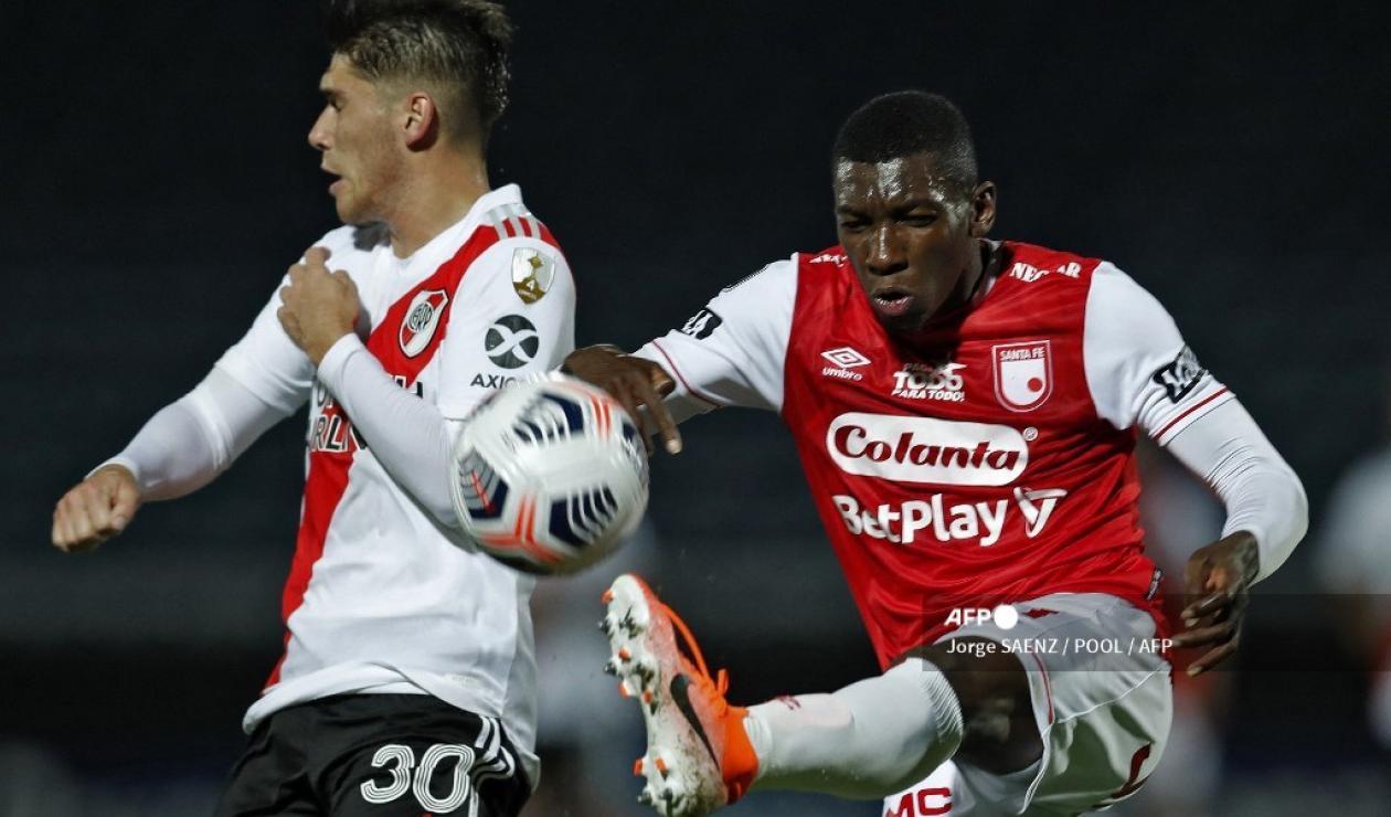 Santa Fe vs River Plate - Copa Libertadores