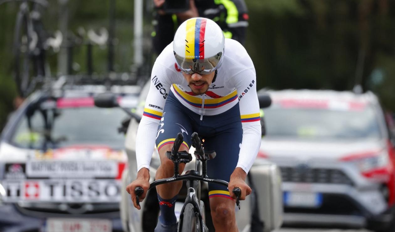 Daniel Martínez -  Giro de Italia 2021