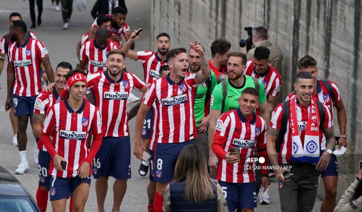 Atlético de Madrid 2021