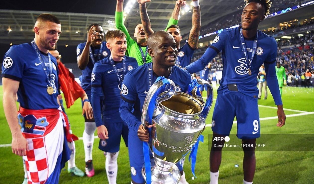 Chelsea campeón Champions League