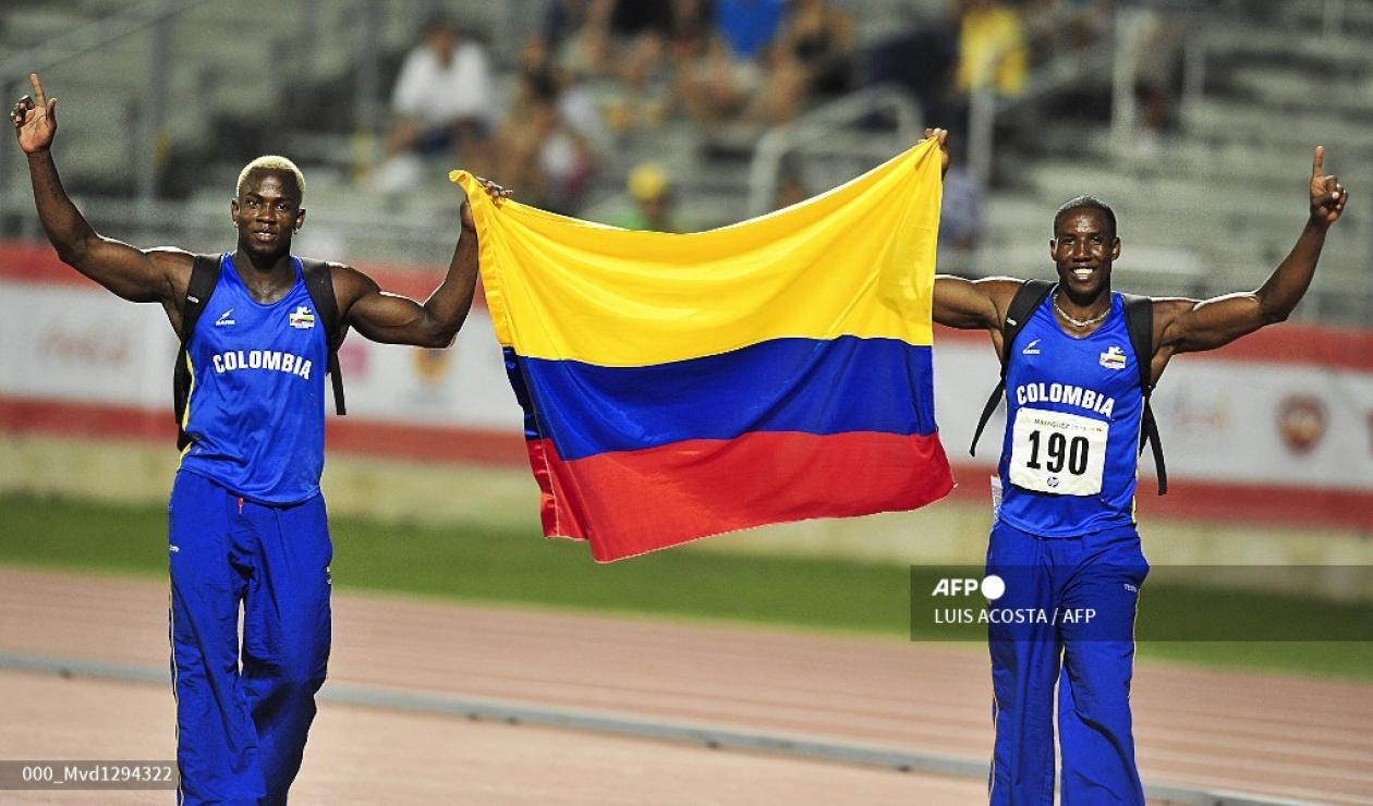 Arley Ibargüen - Colombia atletismo