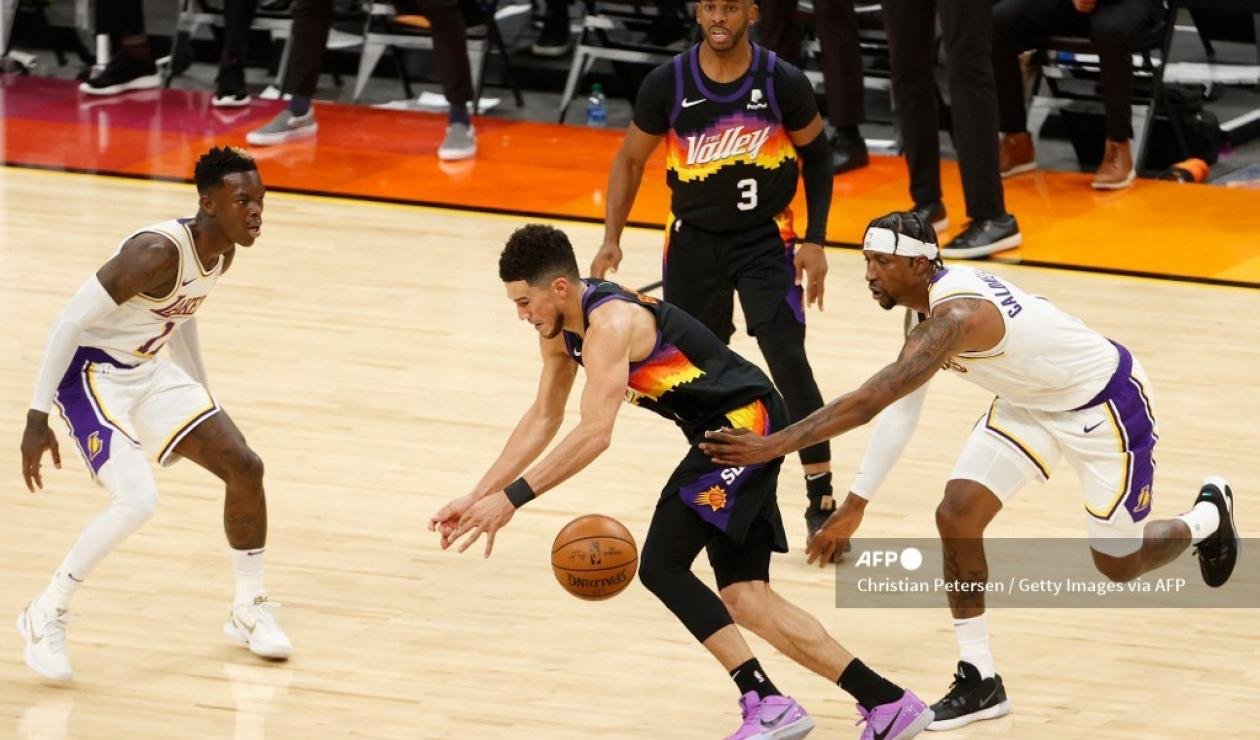 Lakers vs Phoenix