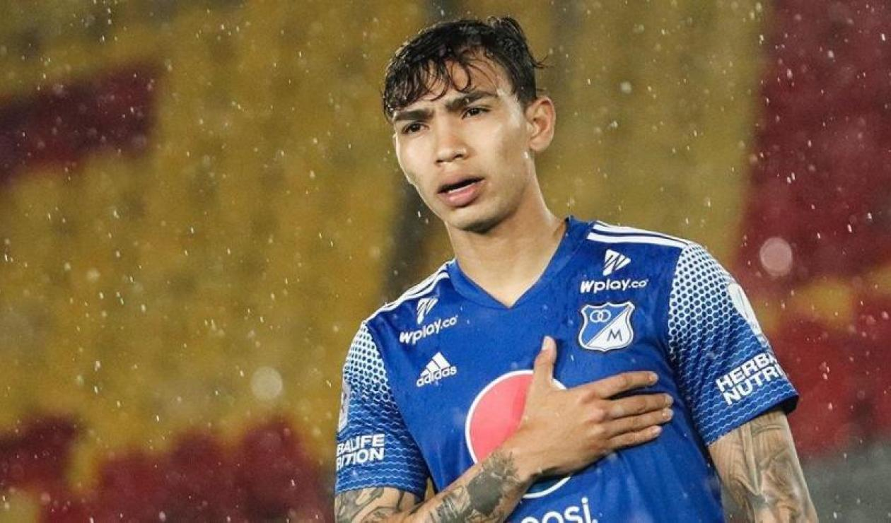 Ricardo Márquez - Millonarios
