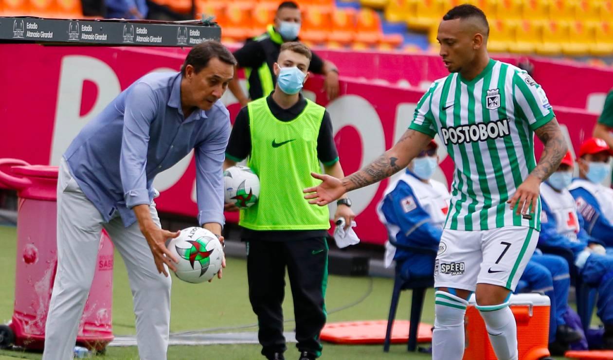 Alexandre Guimaraes, Atlético Nacional 2021