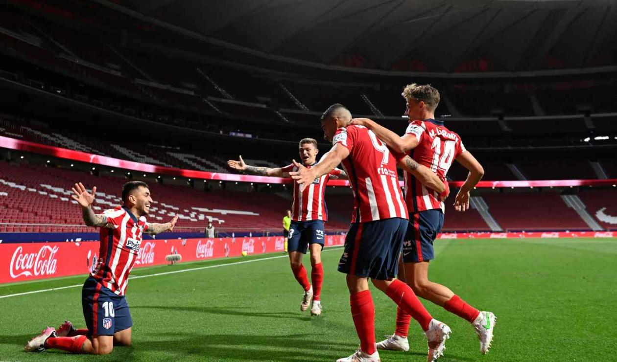 Atlético de Madrid - 2021