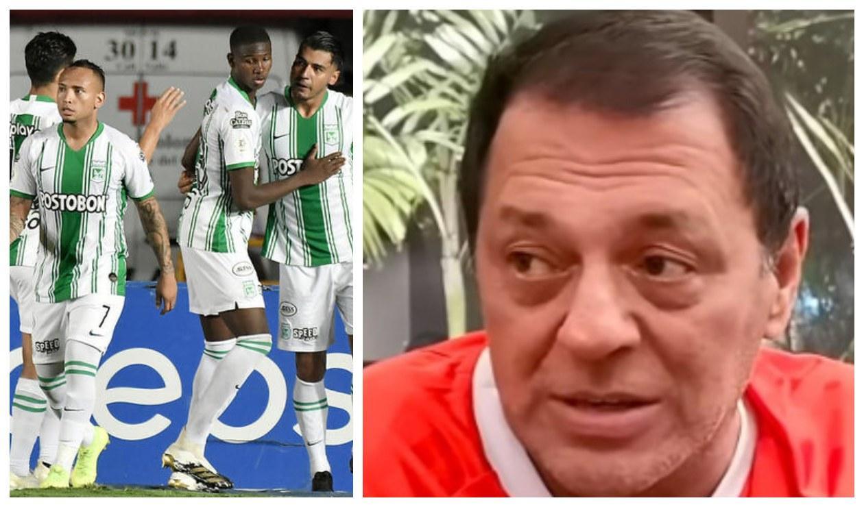 Tulio Gómez y Nacional
