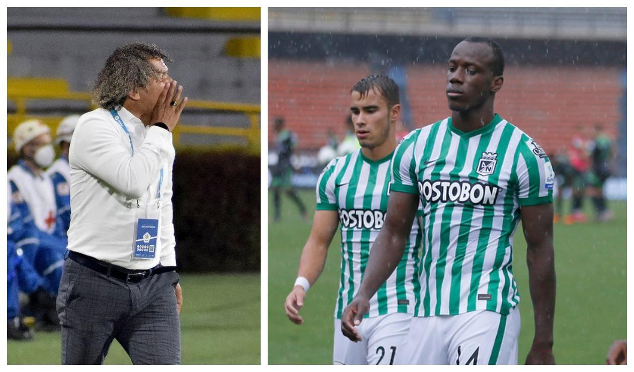 Alberto Gamero y Atlético Nacional 2021