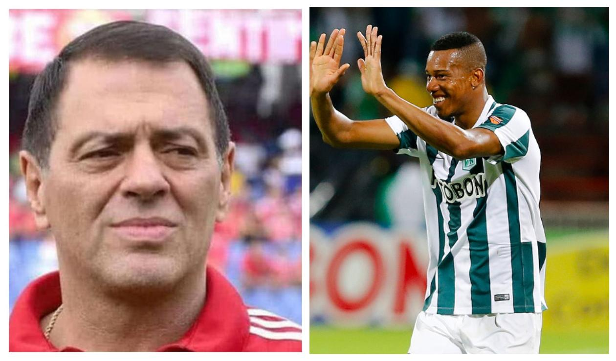 Tulio Gómez y Jonathan Copete