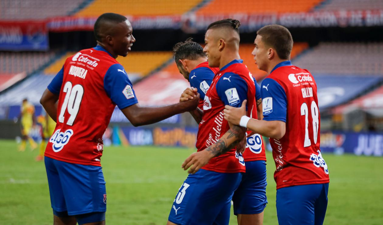 Independiente Medellín, Liga Betplay 2021