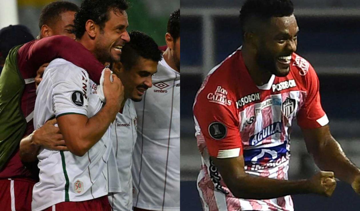 Fluminense - Junior