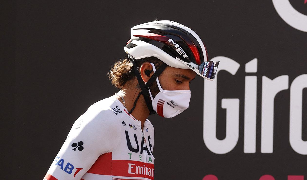 Fernando Gaviria, ciclismo colombiano