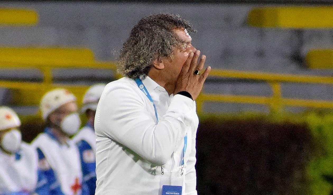 Millonarios vs América, Alberto Gamero, Liga Betplay 2021
