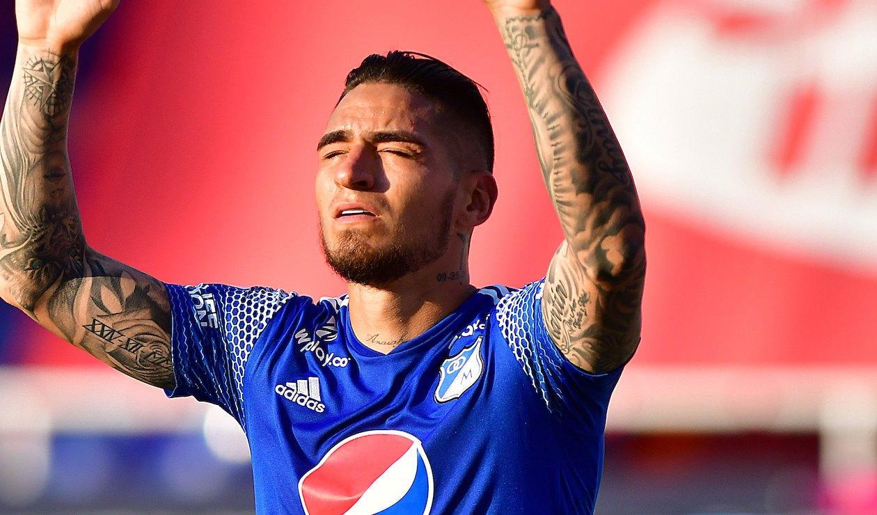 Cristian Arango, Millonarios, Liga Betplay 2021