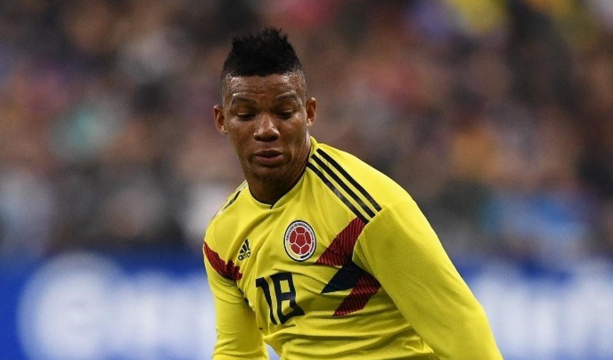 Frank Fabra - Selección Colombia