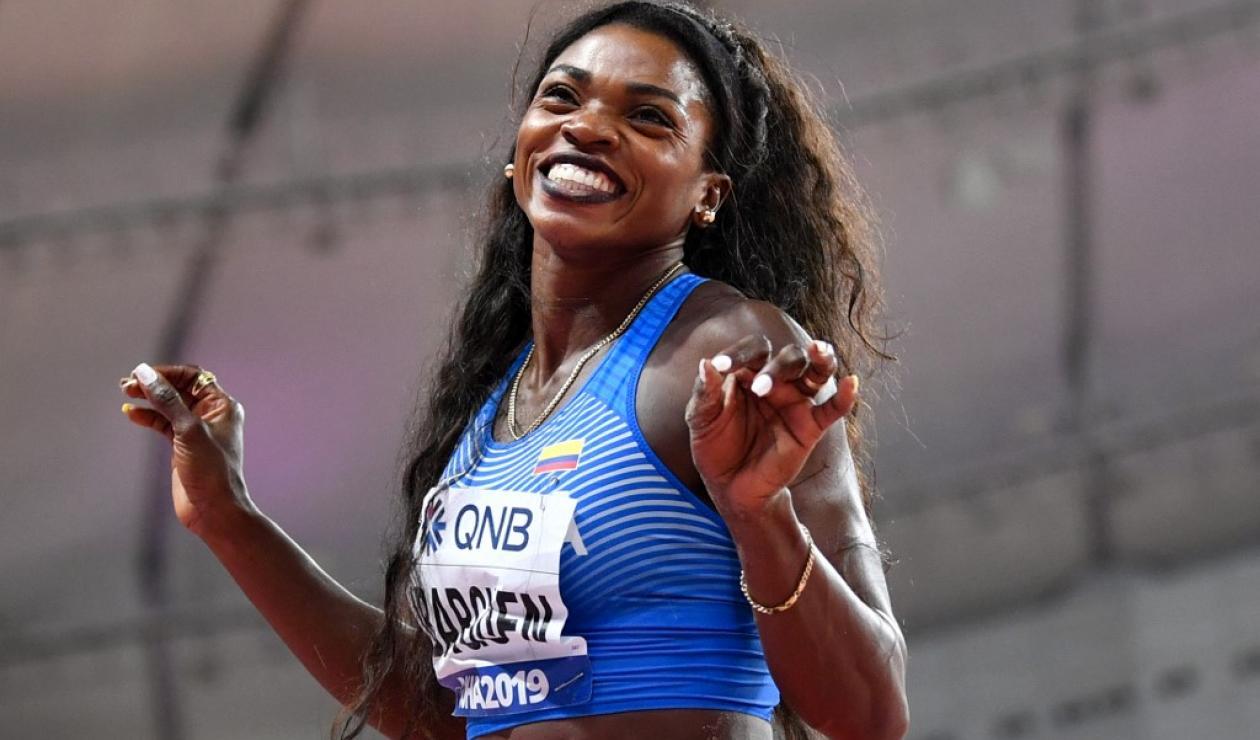 Caterien Ibargüen, Juegos Olímpicos