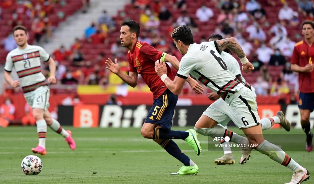 España vs Portugal