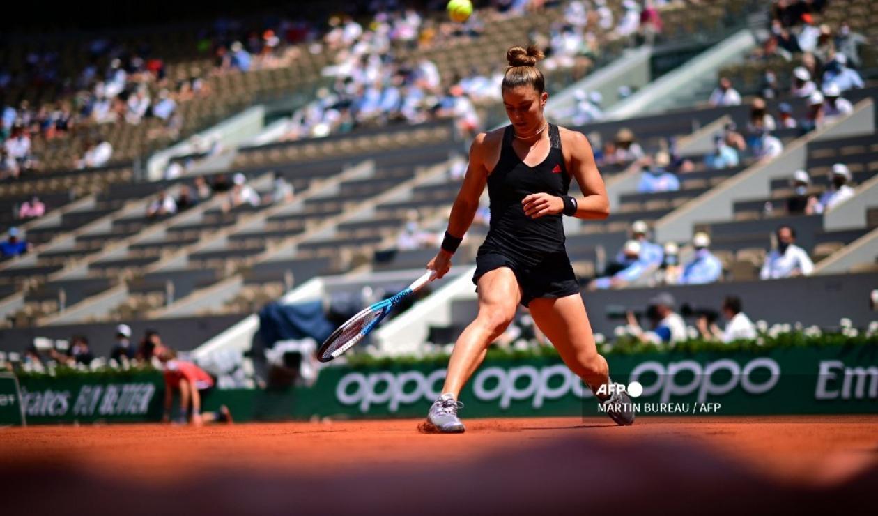 Maria Sakkari, tenista griega