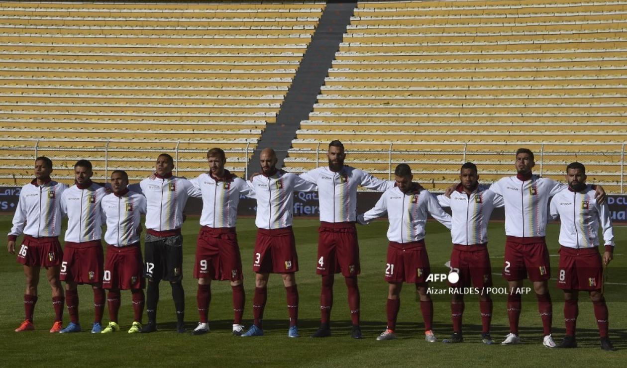 Selección Venezuela 2021