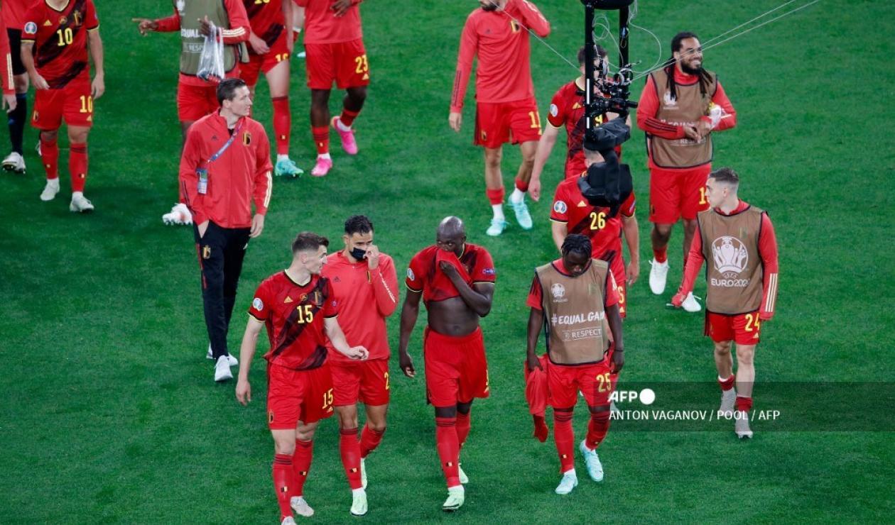 Bélgica 2021 - Eurocopa