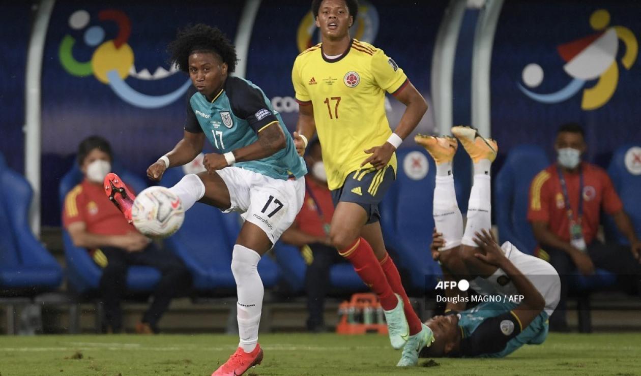 Yairo Moreno - Selección Colombia