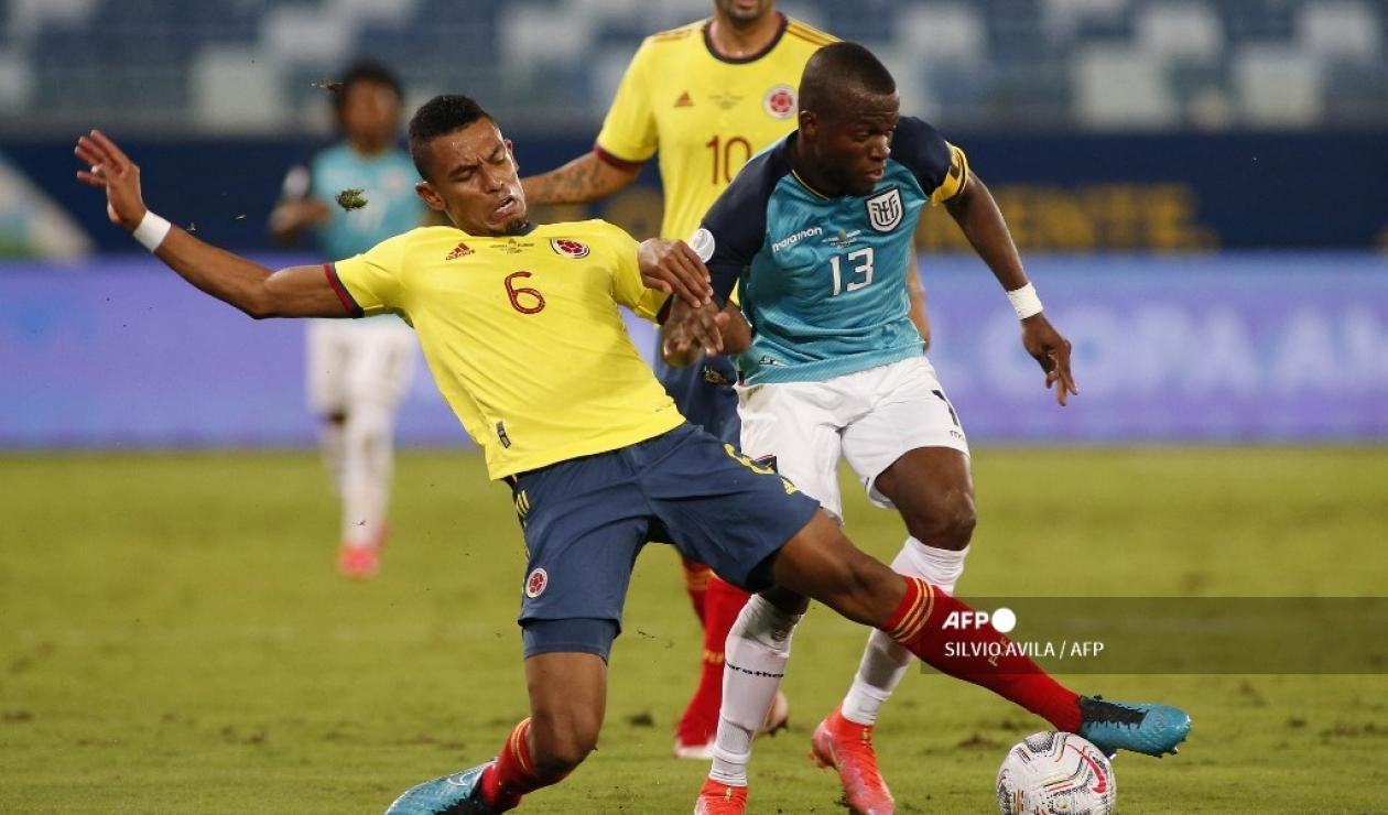 William Tesillo - Selección Colombia