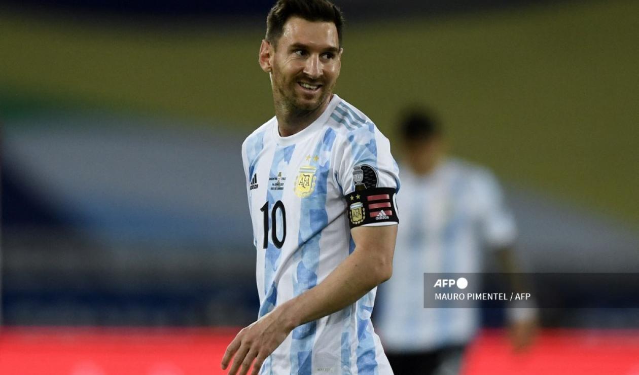 Lionel Messi 2021 -Argentina