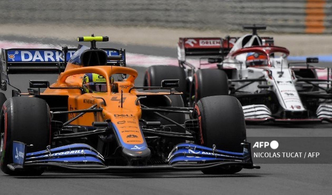 Gran Premio de Francia 2021