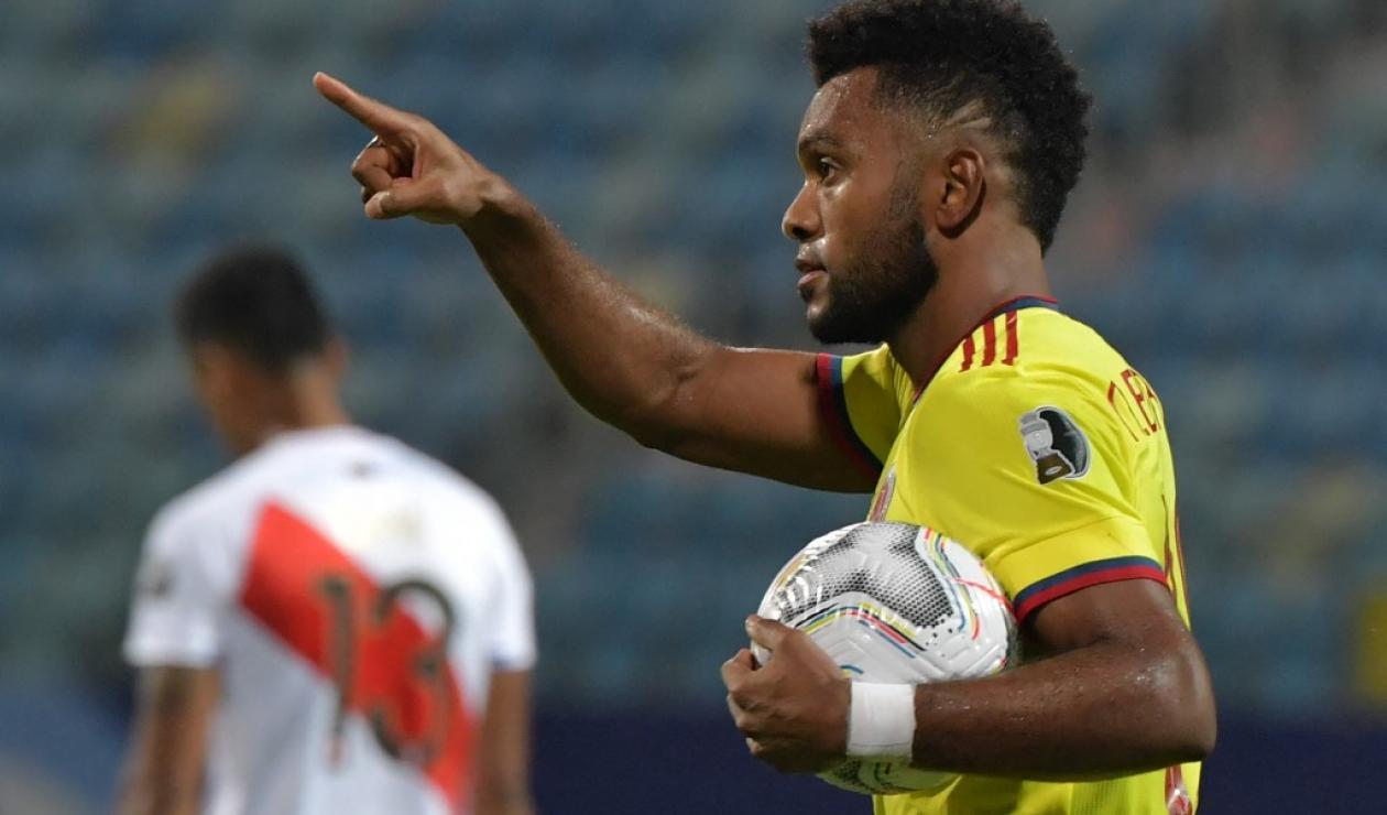 Miguel Borja - Selección Colombia