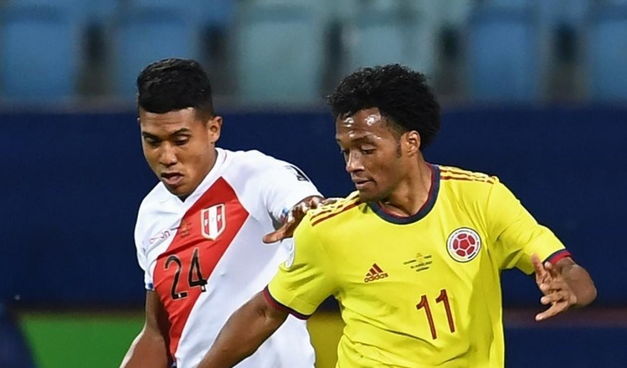 Juan Guillermo Cuadrado -Selección Colombia