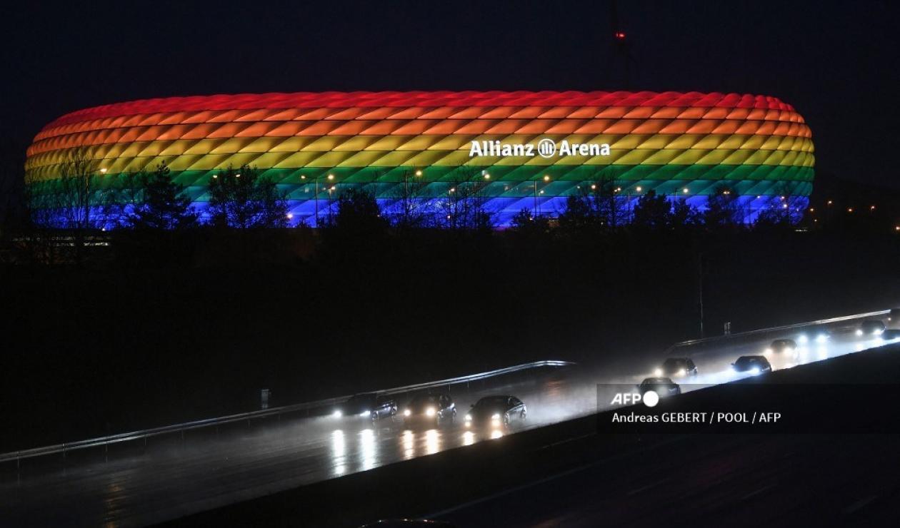 Allianz Arena - Eurocopa 2021