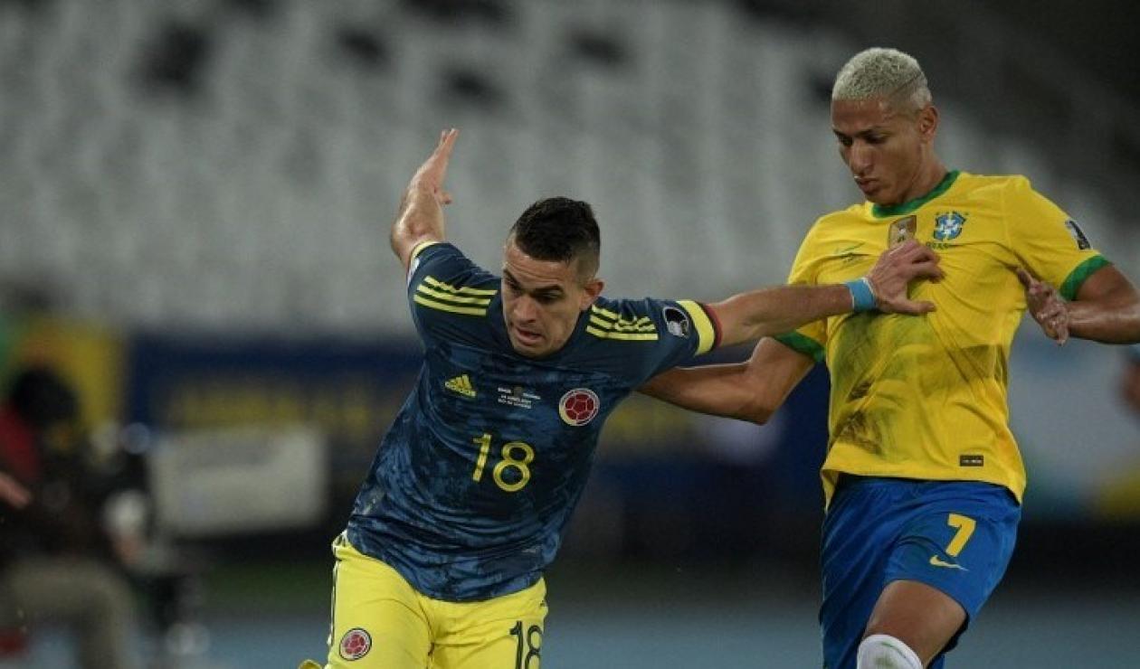 Rafael Santos Borré - Selección Colombia