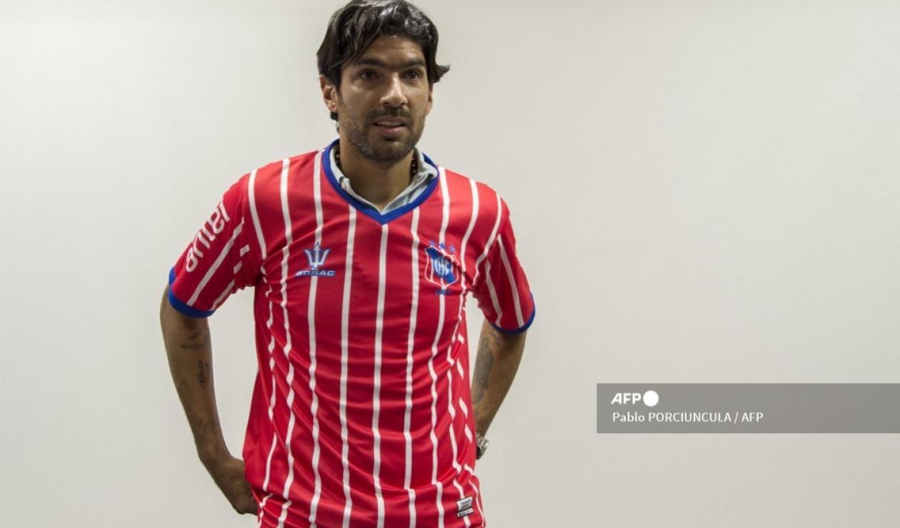 Sebastián Abreu, exfutbolista uruguayo