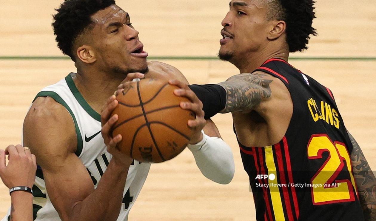 Milwaukee Bucks vs Atlanta Hawks, NBA
