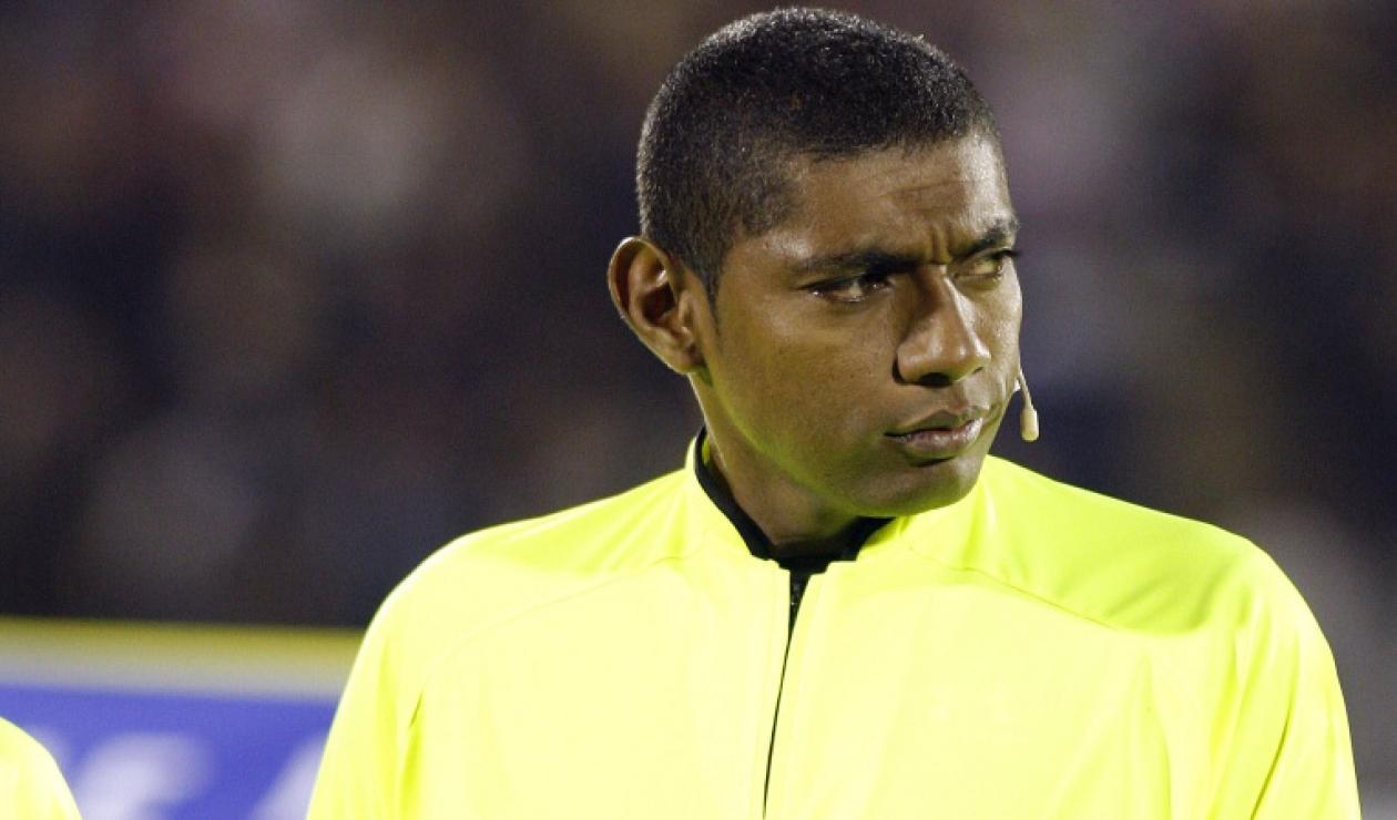 Ímer Machado, exárbitro colombiano