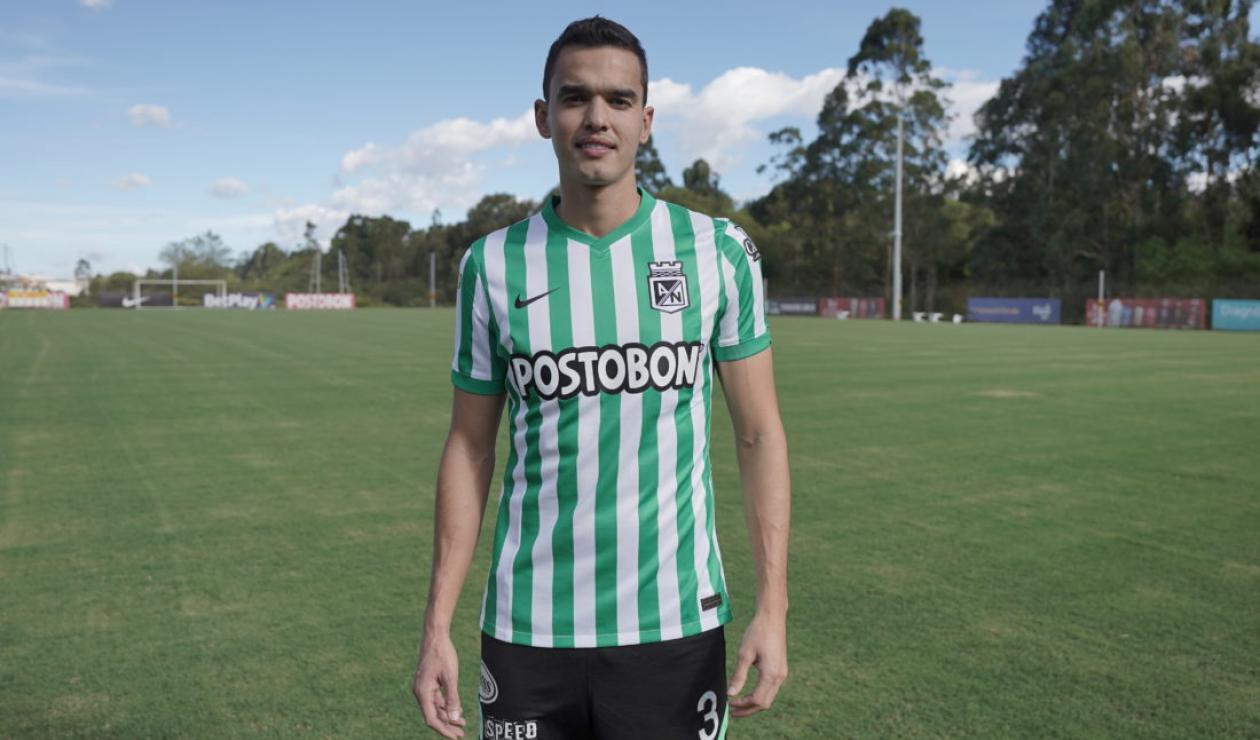 Felipe Aguilar, jugador de Nacional
