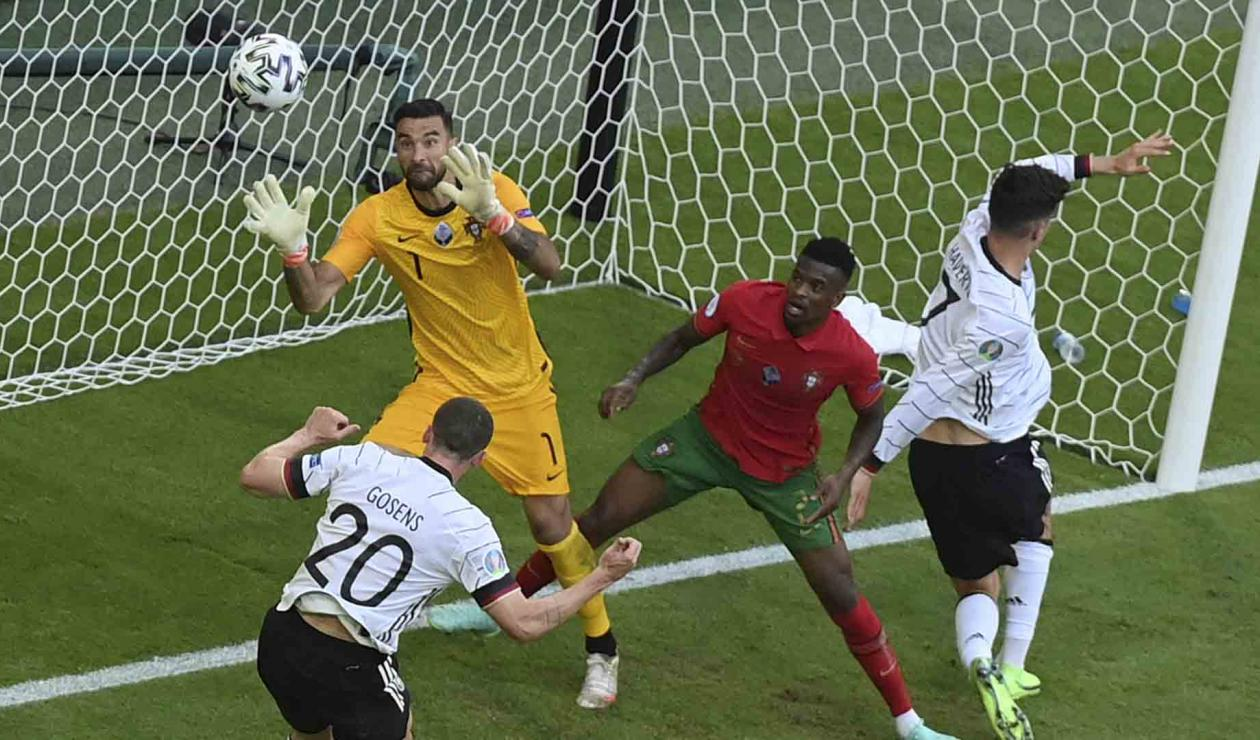 Alemania vs Portugal