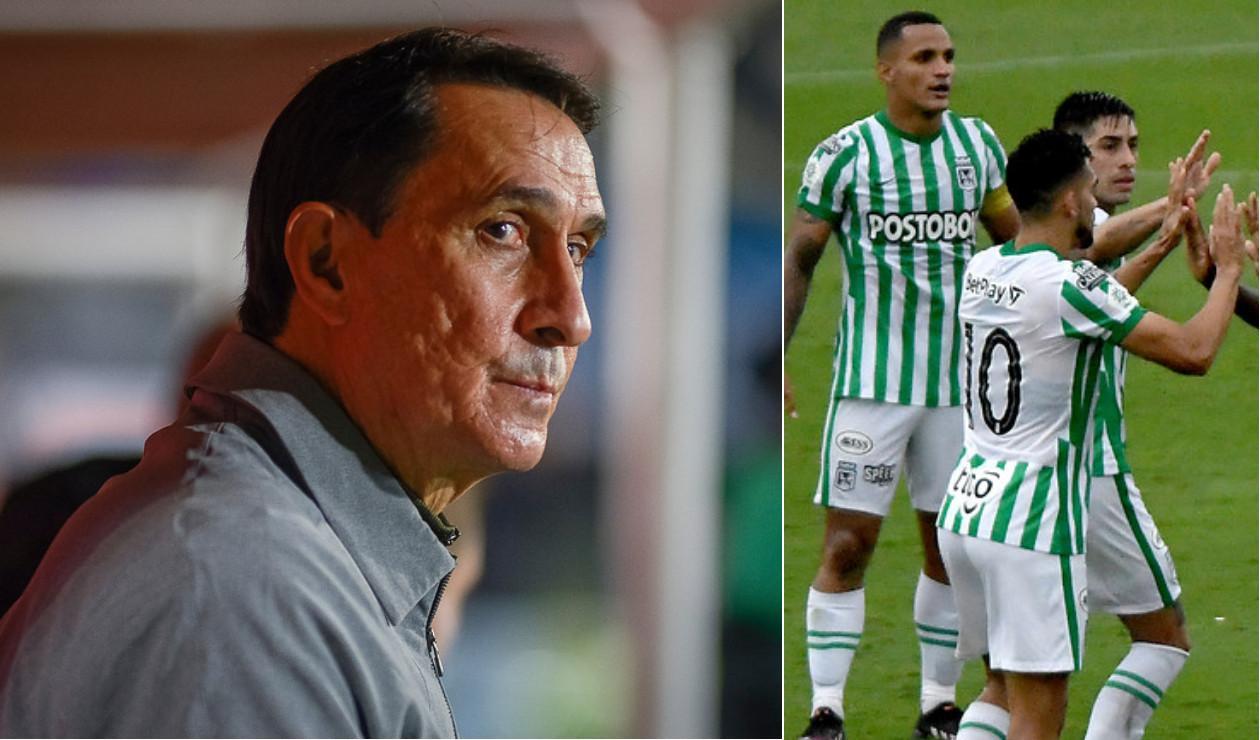 Atlético Nacional, Alexandre Guimaraes