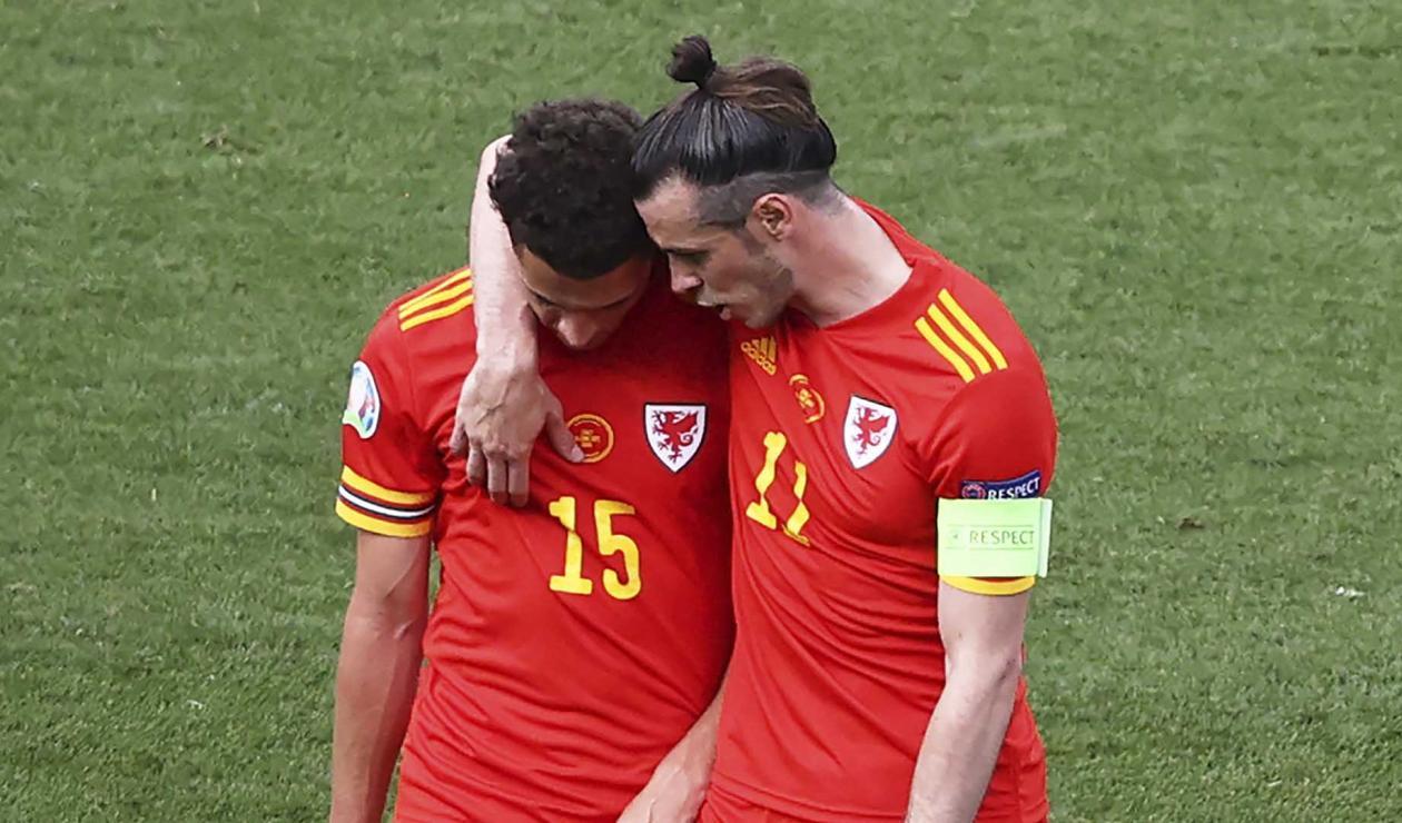 Gareth Bale, jugador de Gales