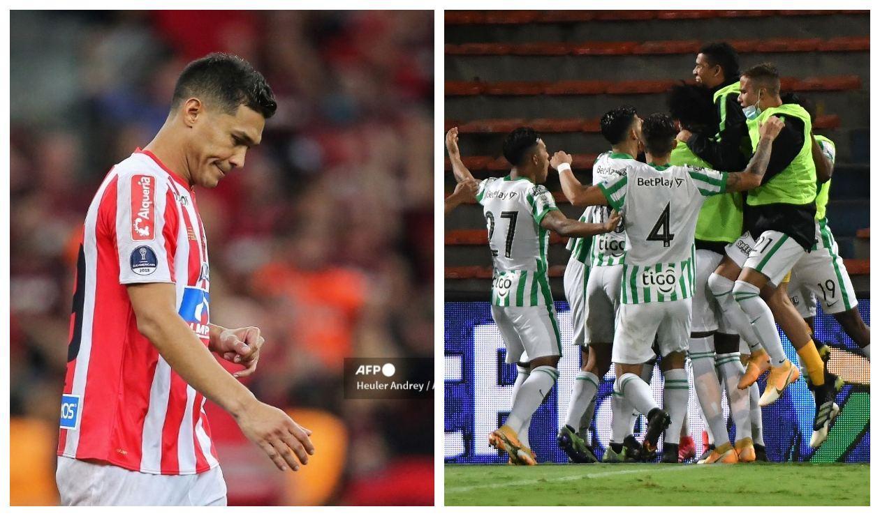 Teófilo Gutiérrez y Atlético Nacional 2021