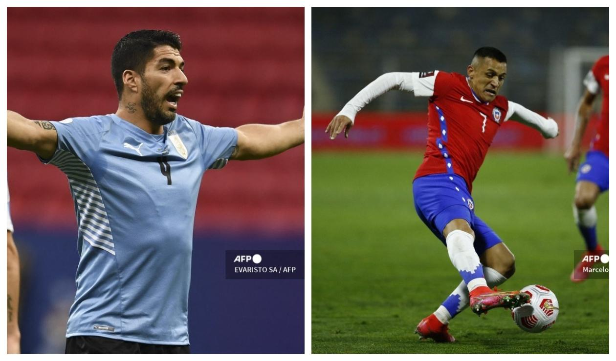 Uruguay vs Chile 2021