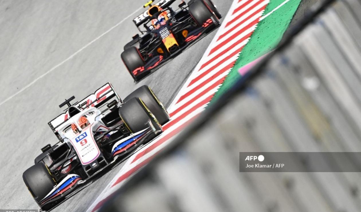 Corredores de la Fórmula 1