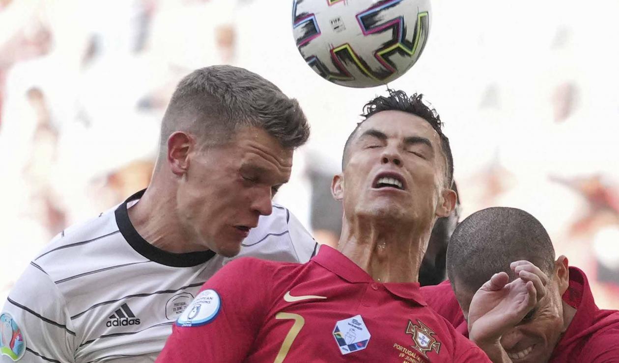 Portugal vs Alemania, Eurocopa