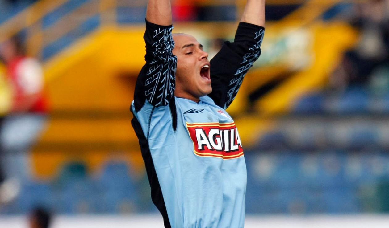 Daniel Vélez, arquero de la Selección Colombia y Santa Fe