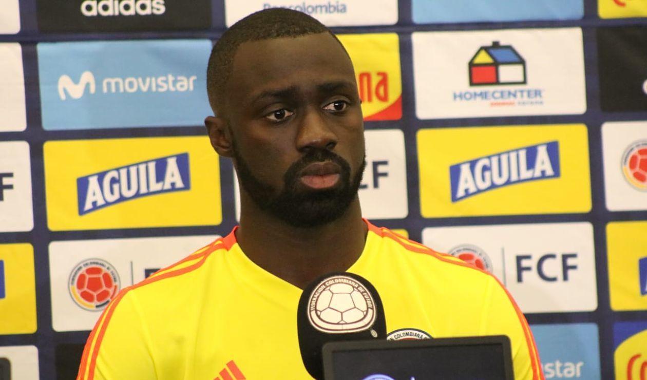 Davinson Sánchez, Selección Colombia