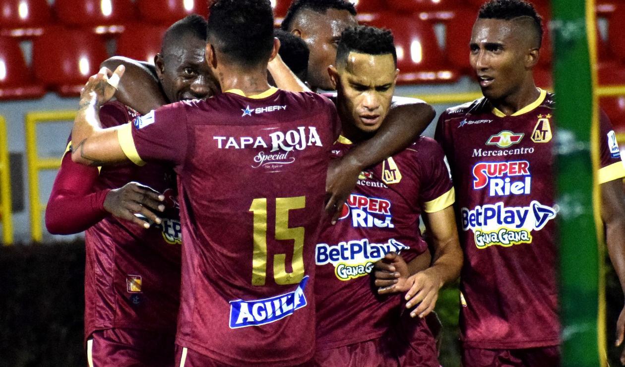 Deportes Tolima 2021