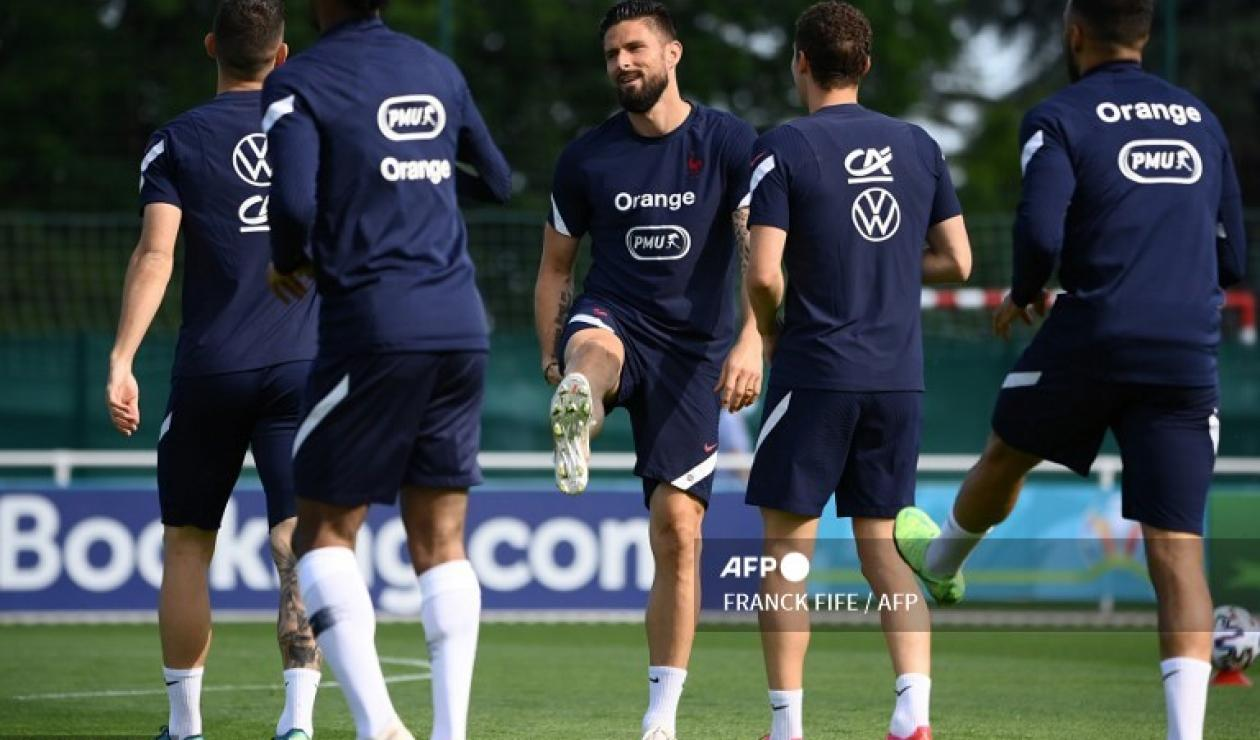 Francia, Eurocopa 2021