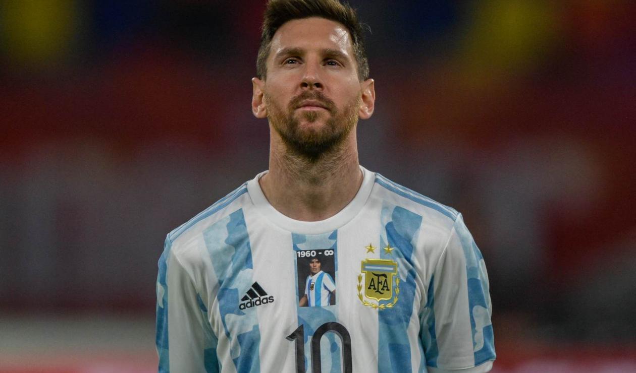 Messi - 2021