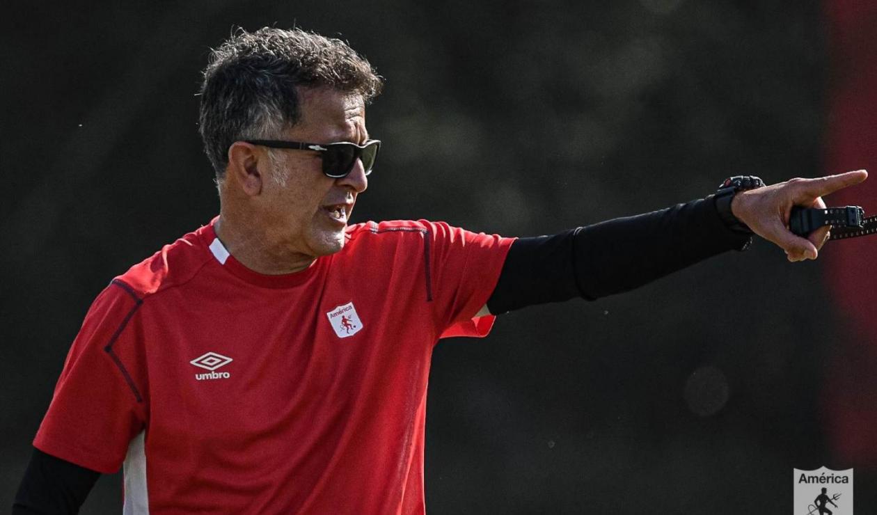 Juan Carlos Osorio - 2021