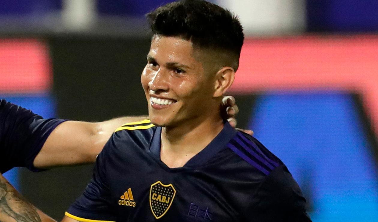 Jorman Campuzano, Boca Juniors, Atlético Nacional