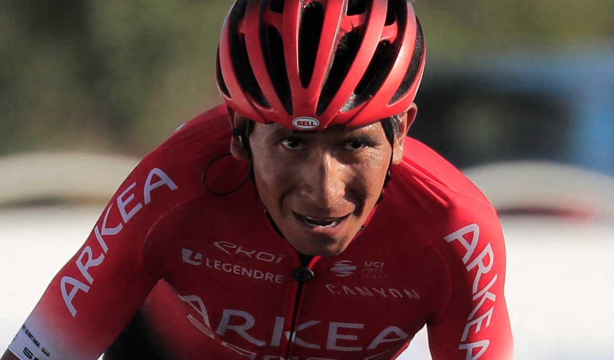 Nairo Quintana, Criterium Dauphine, Tour de Francia